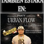 PARTY URBAN FLOW@Apalache´s Night Show (Fuenlabrada) 15/03/2014