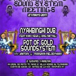 Organic Sound System Meetings@Organic Roots Place (27/05/17)