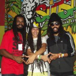 Paris Dennis (The Indiggnation), Pot Of Gold Soundsystem & Protoje@Rototom 2013