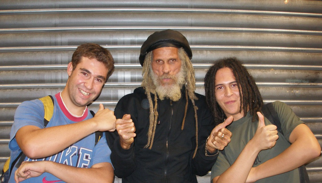 Pot Of Gold Soundsystem & Cedric Myton (The Congos)@Madrid 2006