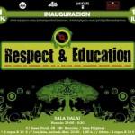 Respect & Education@Dalai Junio 2009