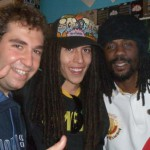 Pot Of Gold Soundsystem & General Levy@Pot Of Gold SoundStudio 2009